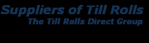 Suppliers of Till Rolls